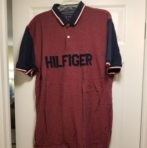 Tommy Hilfiger mens polo, size XXL